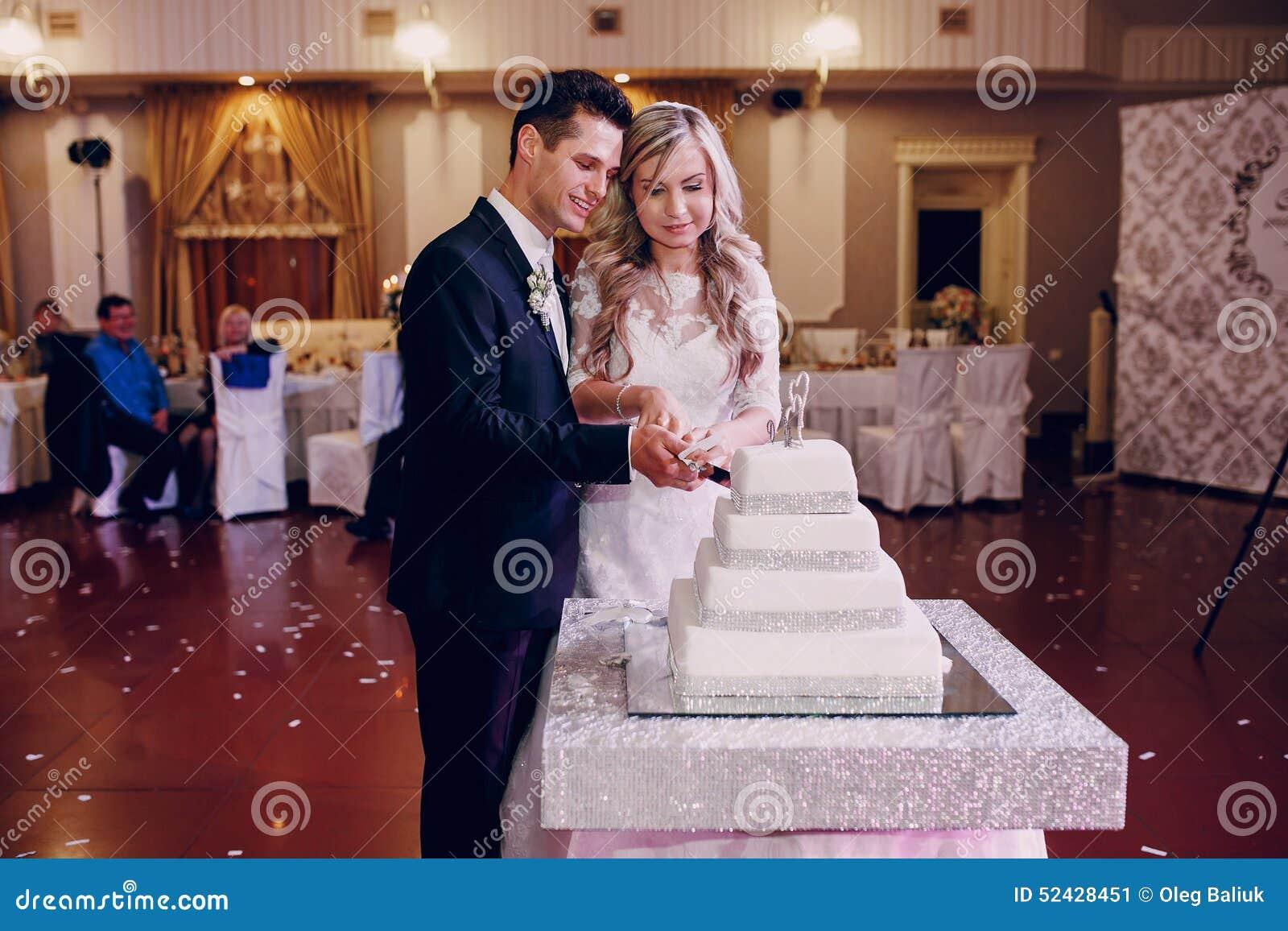 Taglio della torta nunziale
