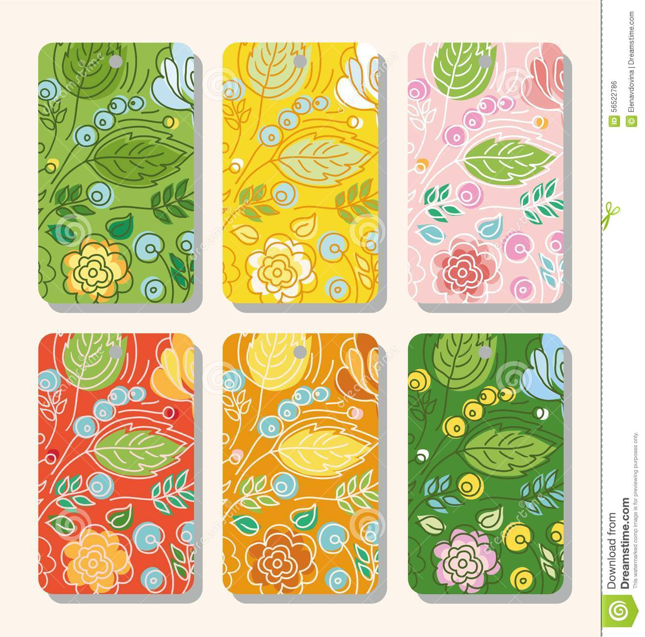 Tags Labels Flowers Berries Plants Green Yellow Red Pink