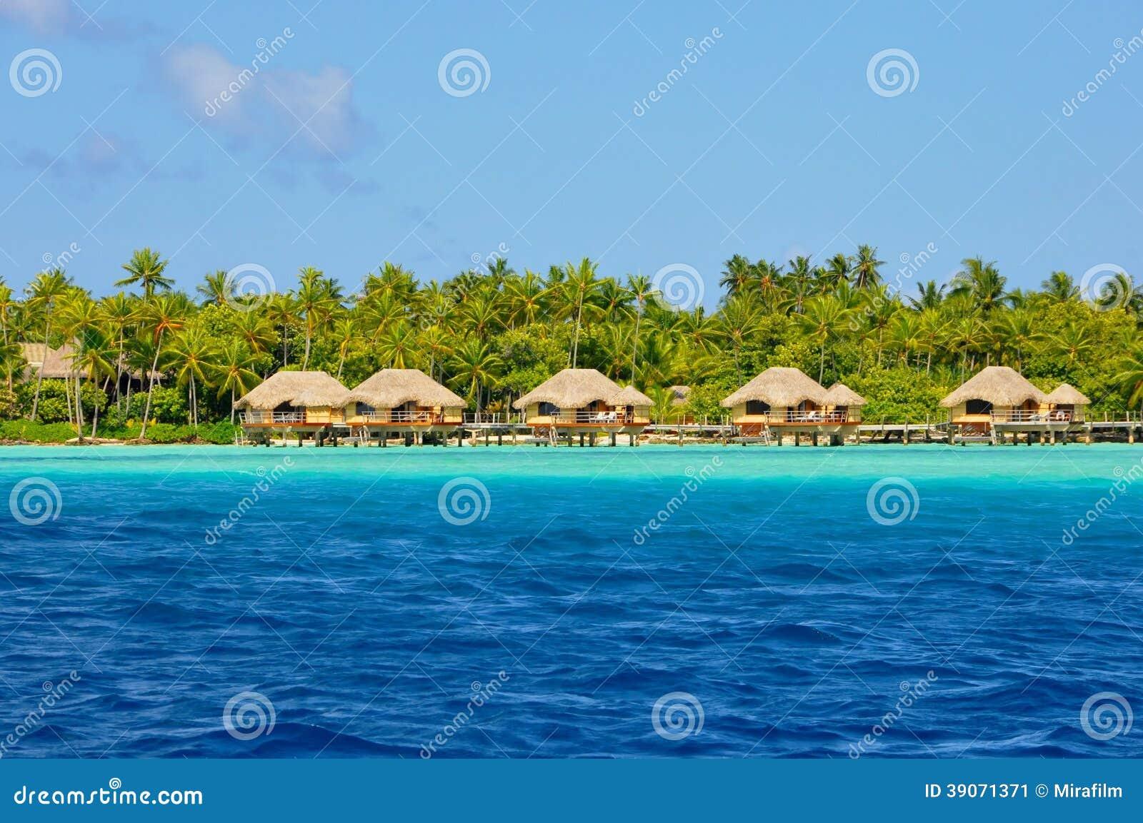 Tahaa, french polynesia stock image  Image of moorea - 39071371