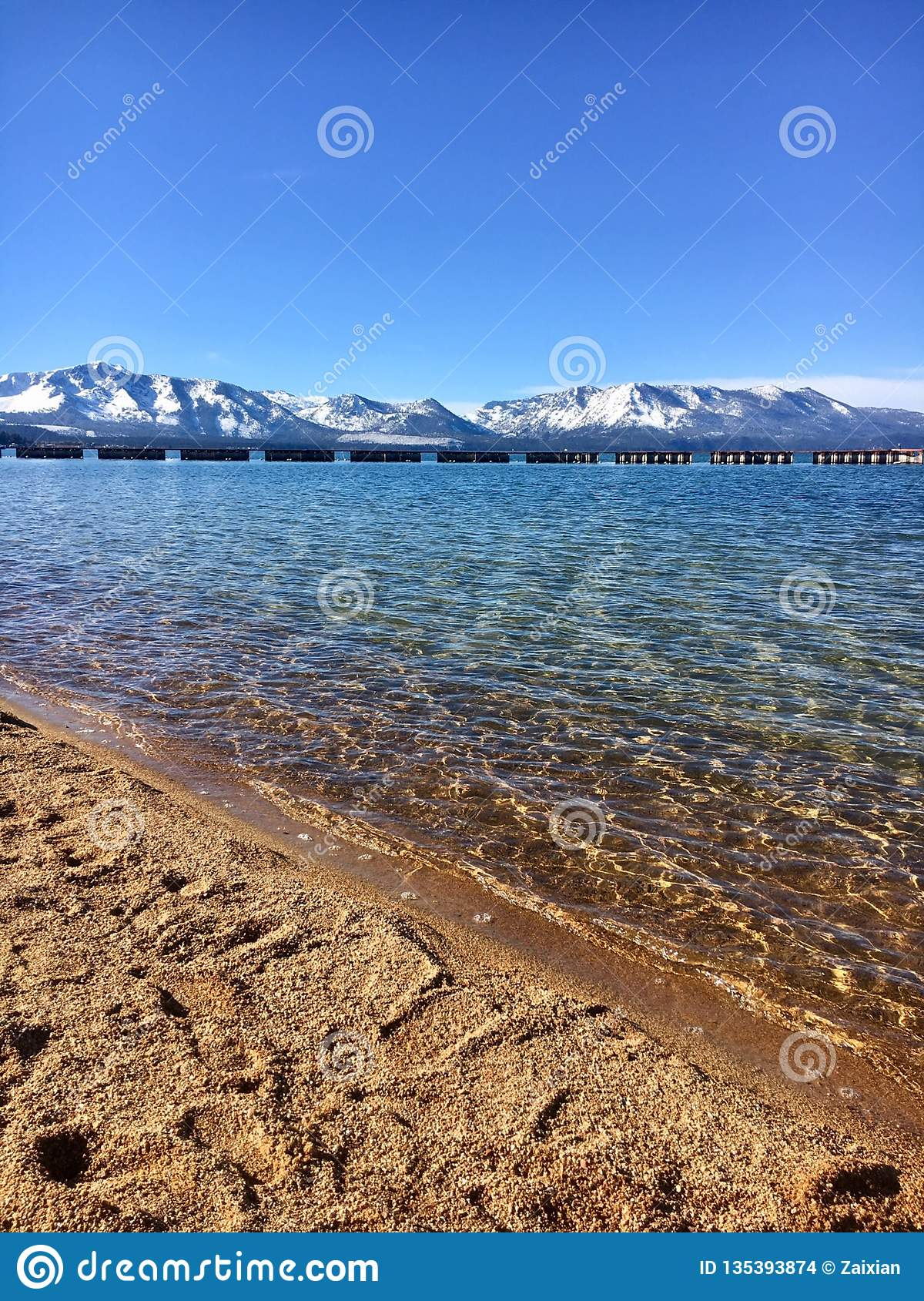 Tahoe湖