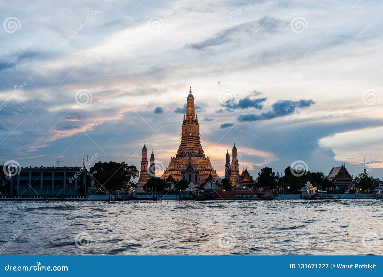 Tailândia despercebida, Temple of Dawn,