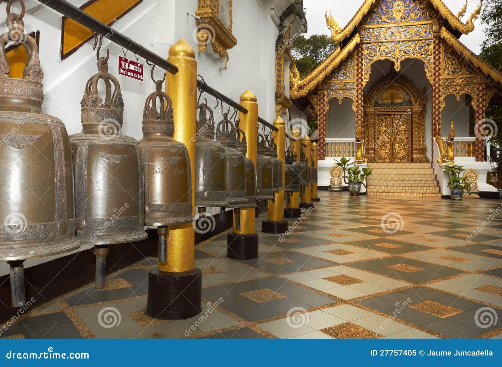 Tailandia, suithep de Doi