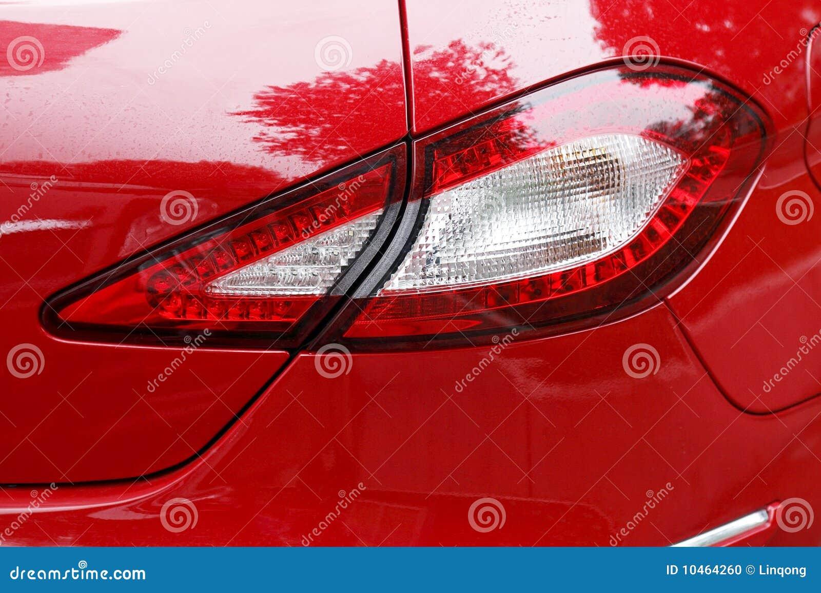Taillight do carro