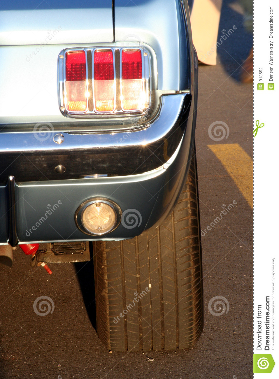 Taillight do mustang