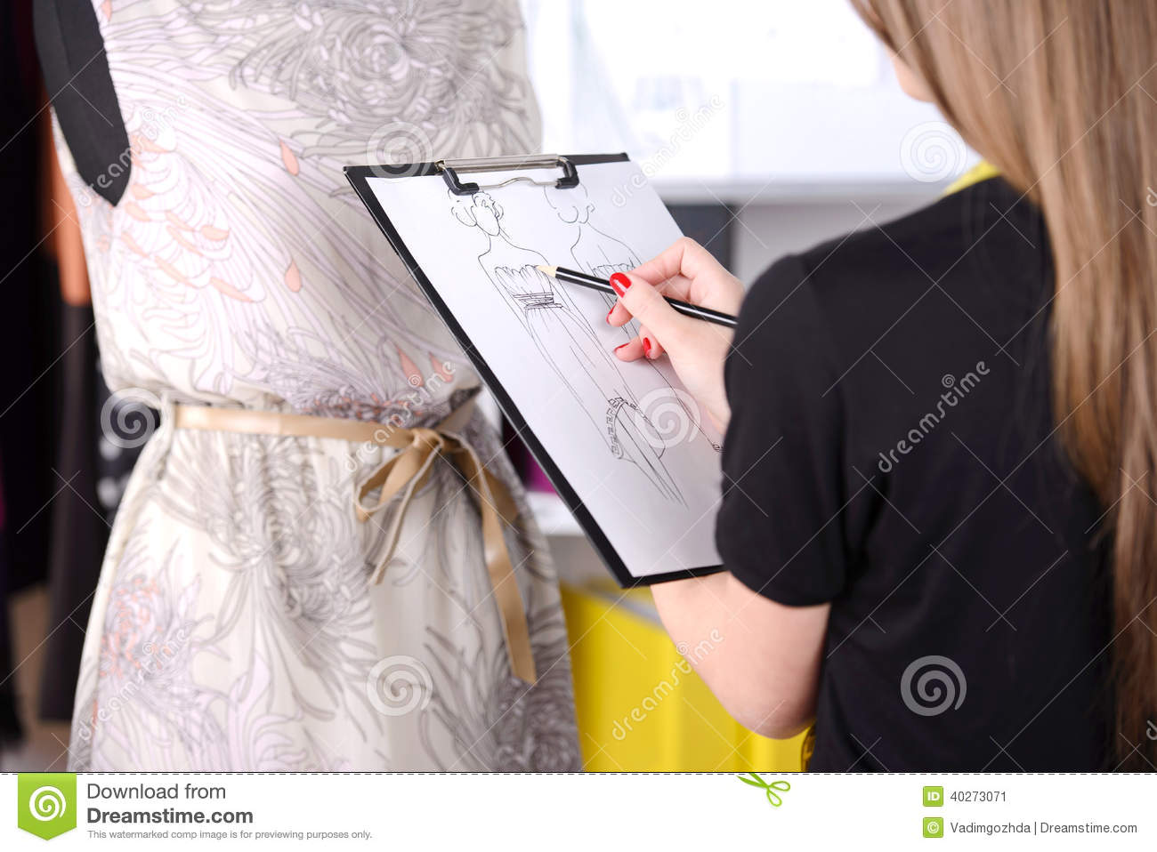 Tailors Stock Image Image Of Clothing Occupation