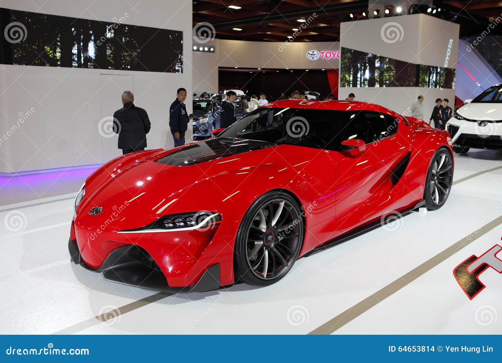 toyota sportbil 2016