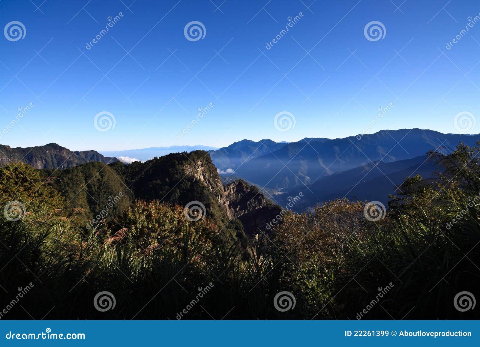 Taiwan - Alishan Royalty Free Stock Images - Image: 22261399
