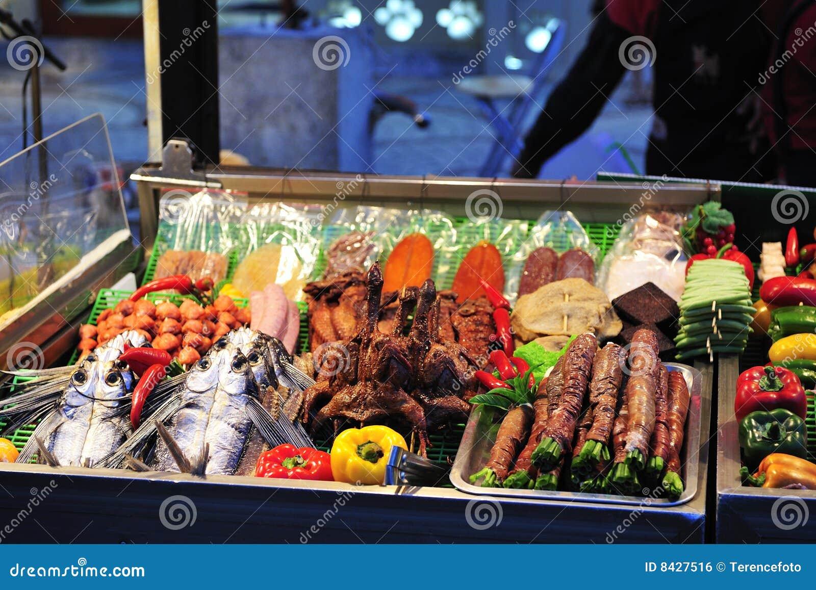 Taiwan BBQ Food In Kenting Royalty Free Stock Image ...