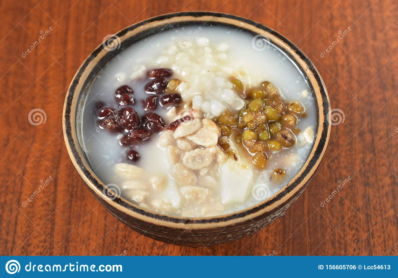 Comprehensive bean curd pudding