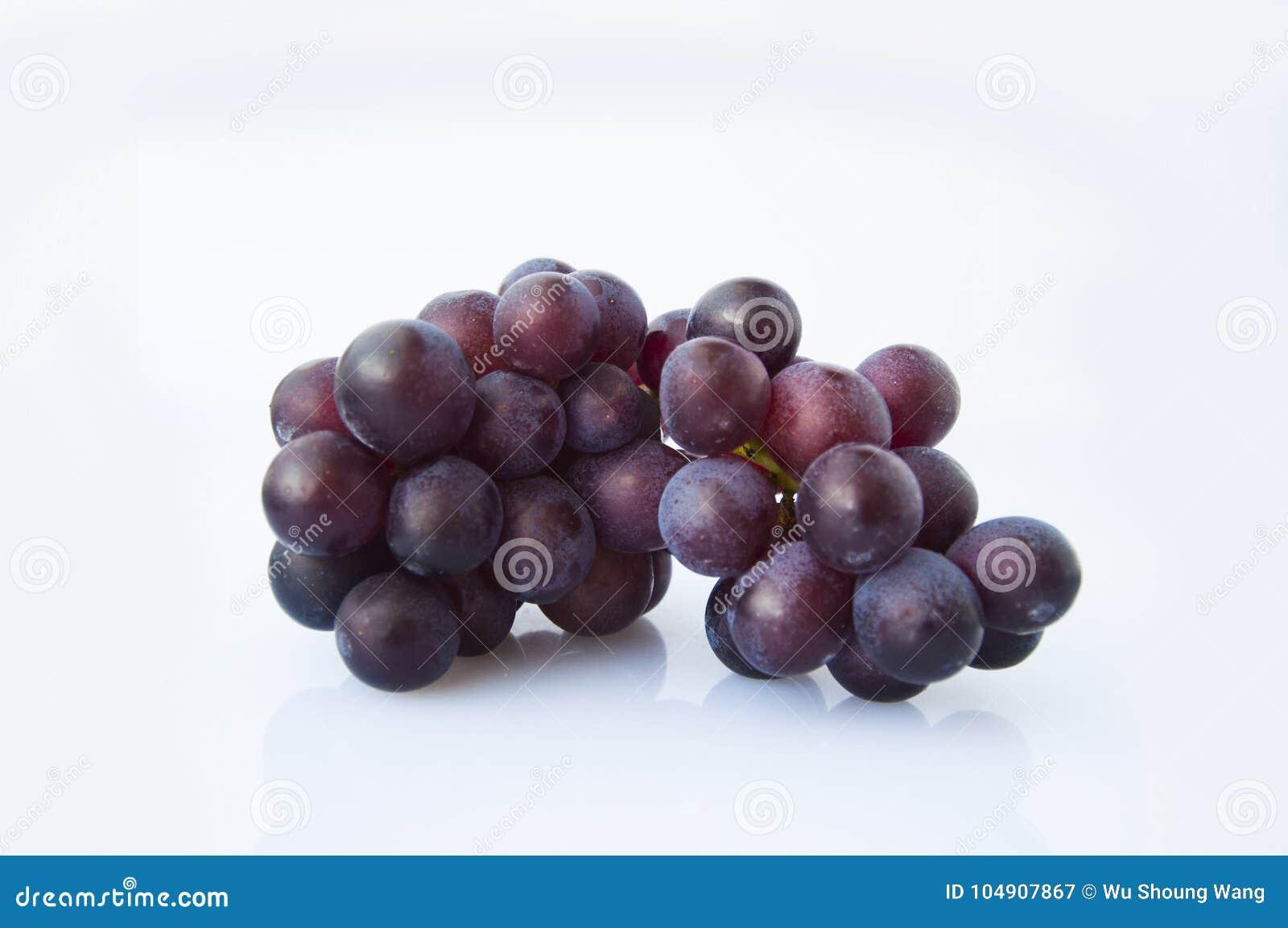 Taiwan`s Famous Fruit, Fresh Tropical Grapes, Kyoho Sweet