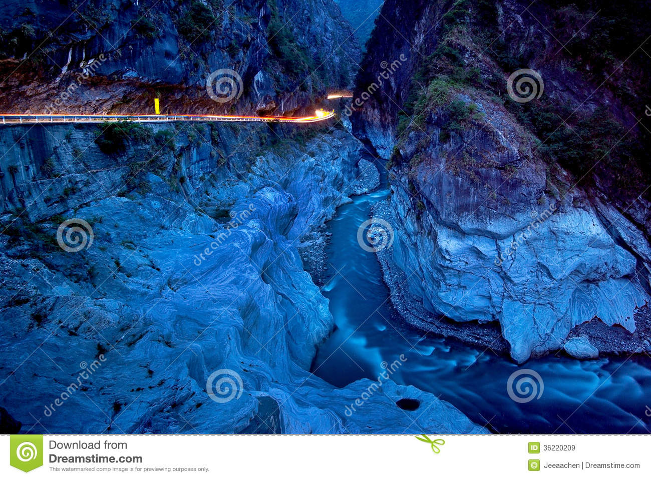... Taroko National Park Royalty Free Stock Images - Image: 36220209