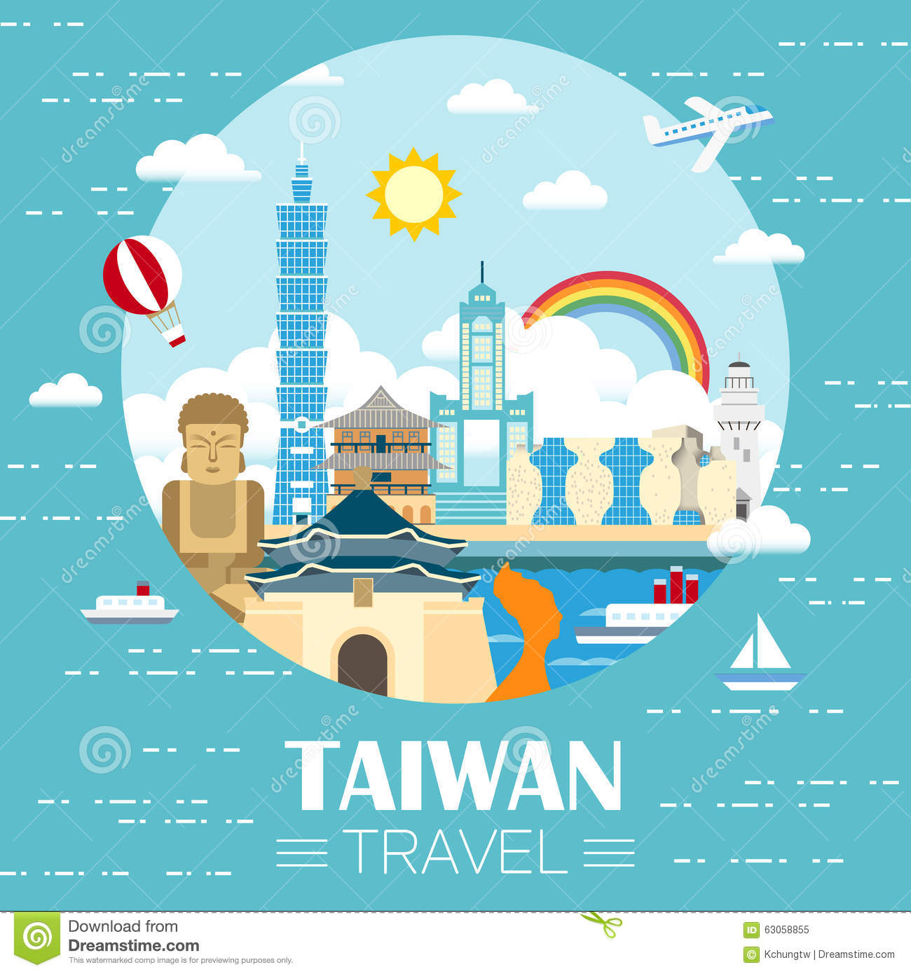 Taiwan Travel Guide Book