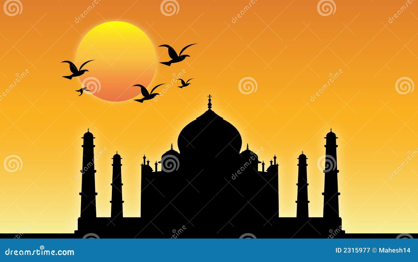 Taj Mahal ! Royalty Free Stock Photography - Image: 2315977