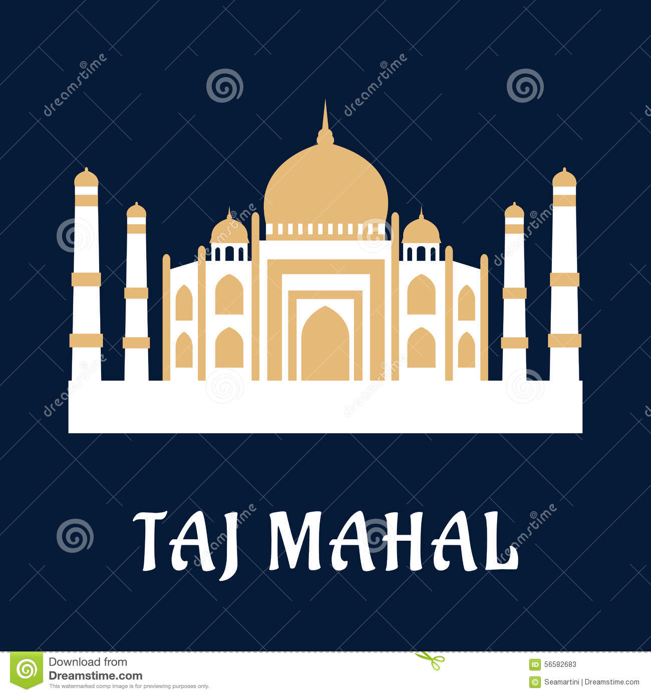 Taj mahal ki history hindi