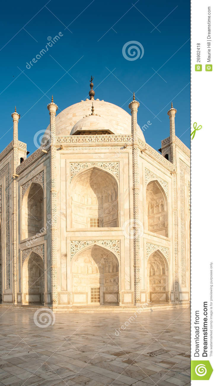 taj mahal morning 7 royalty free stock photos image 26902418. Black Bedroom Furniture Sets. Home Design Ideas