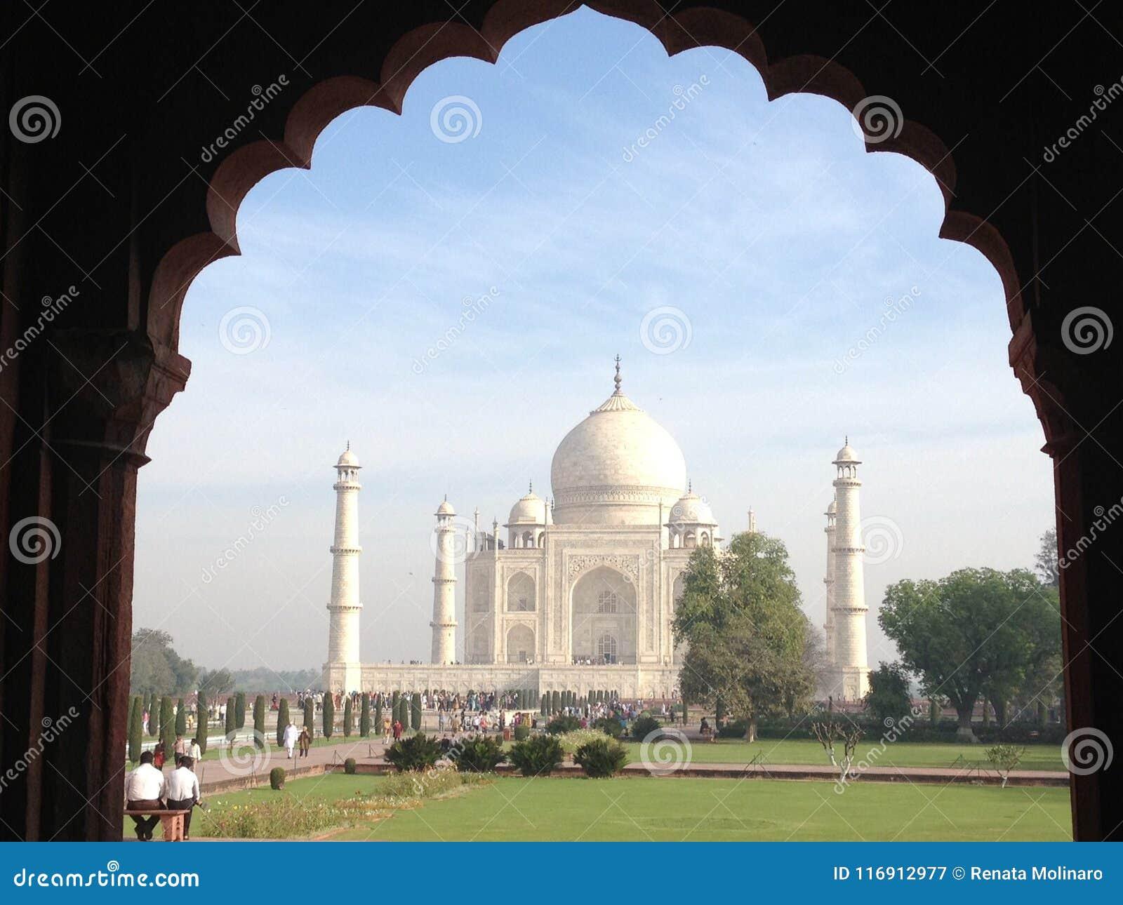 Taj Mahal - ndia do  de Ã