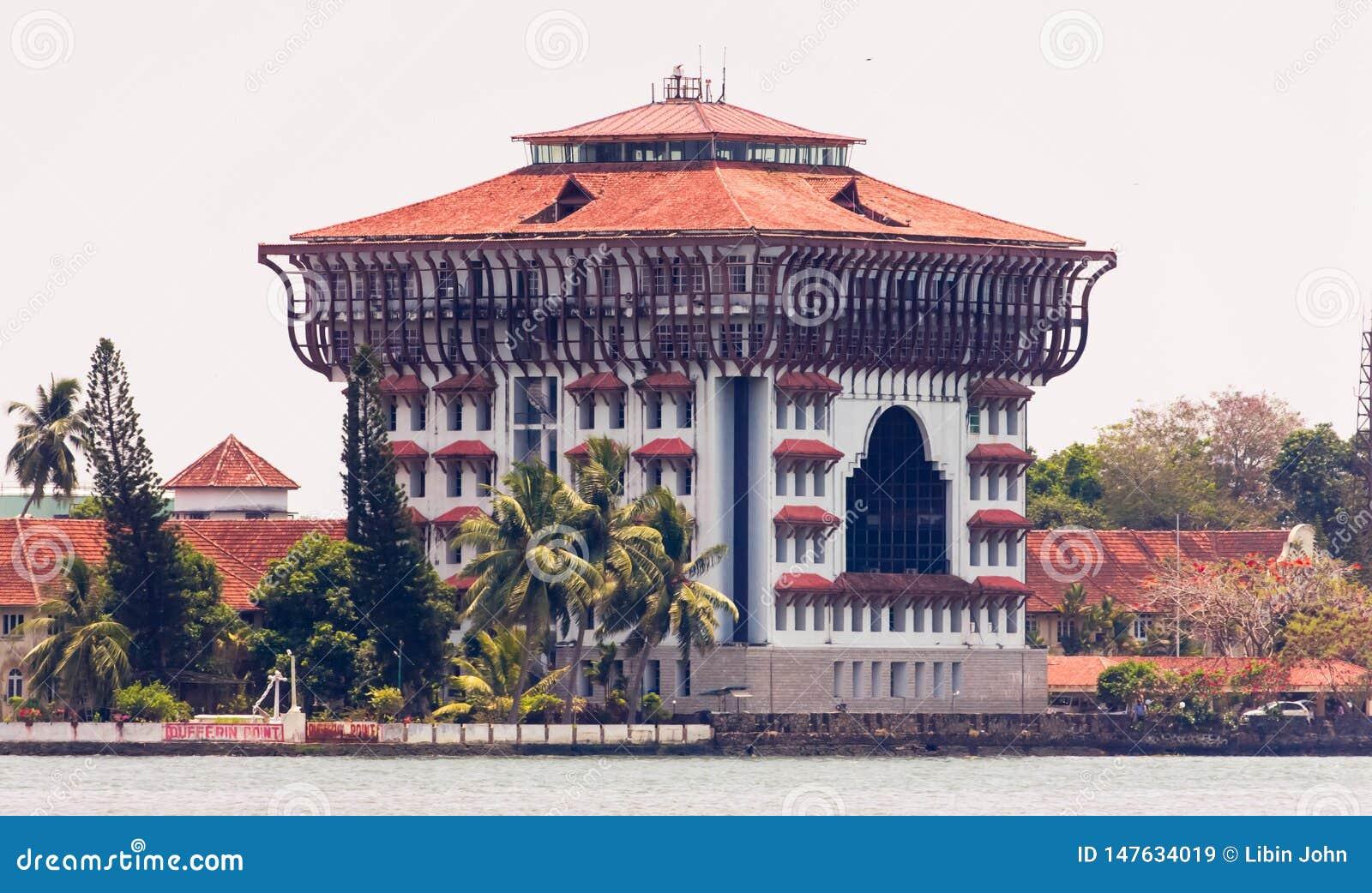 Taj Malabar Resort und Badekurort Kochin