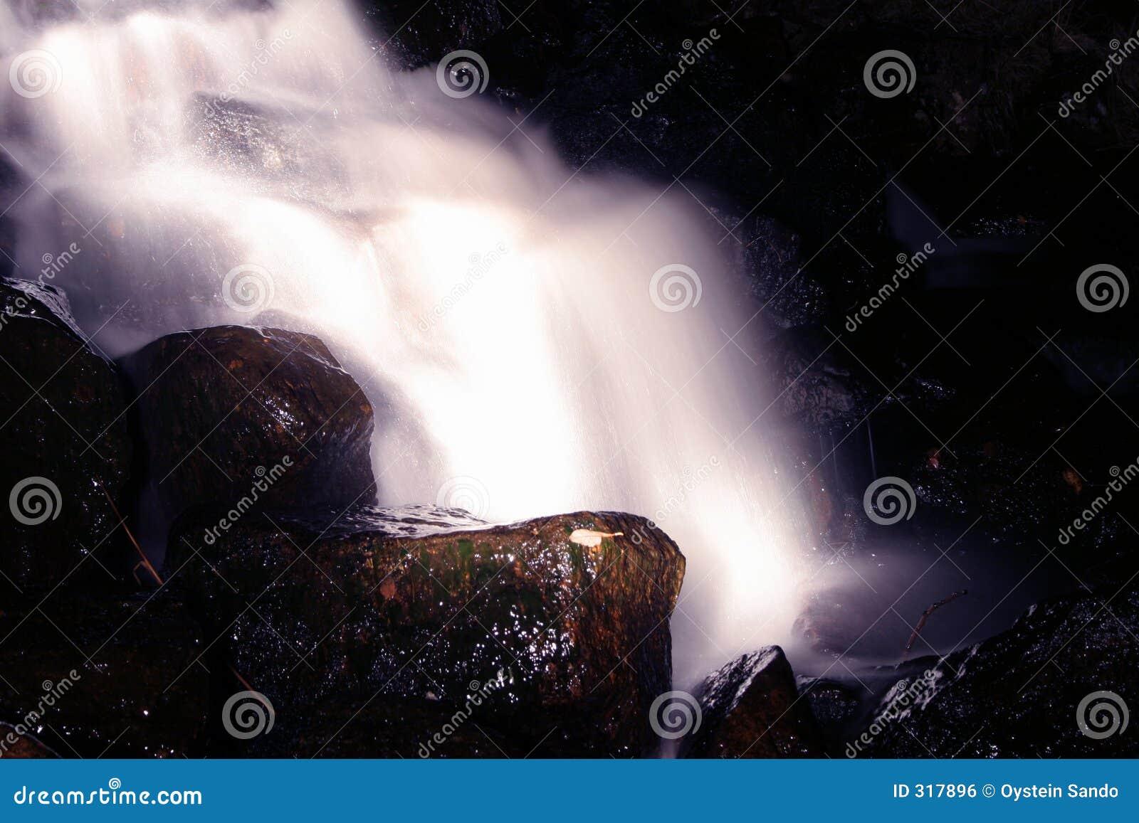 Tajemnicza wodospadu