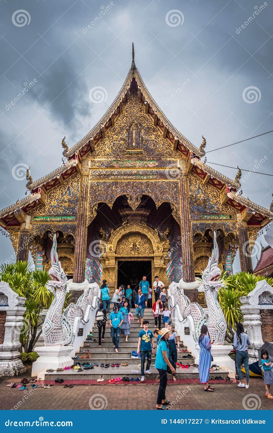 Tajlandia ?wi?tynia wymieniaj?ca ?Wat meliny Salee Sri Muang Gan Wat zakazu melina ?