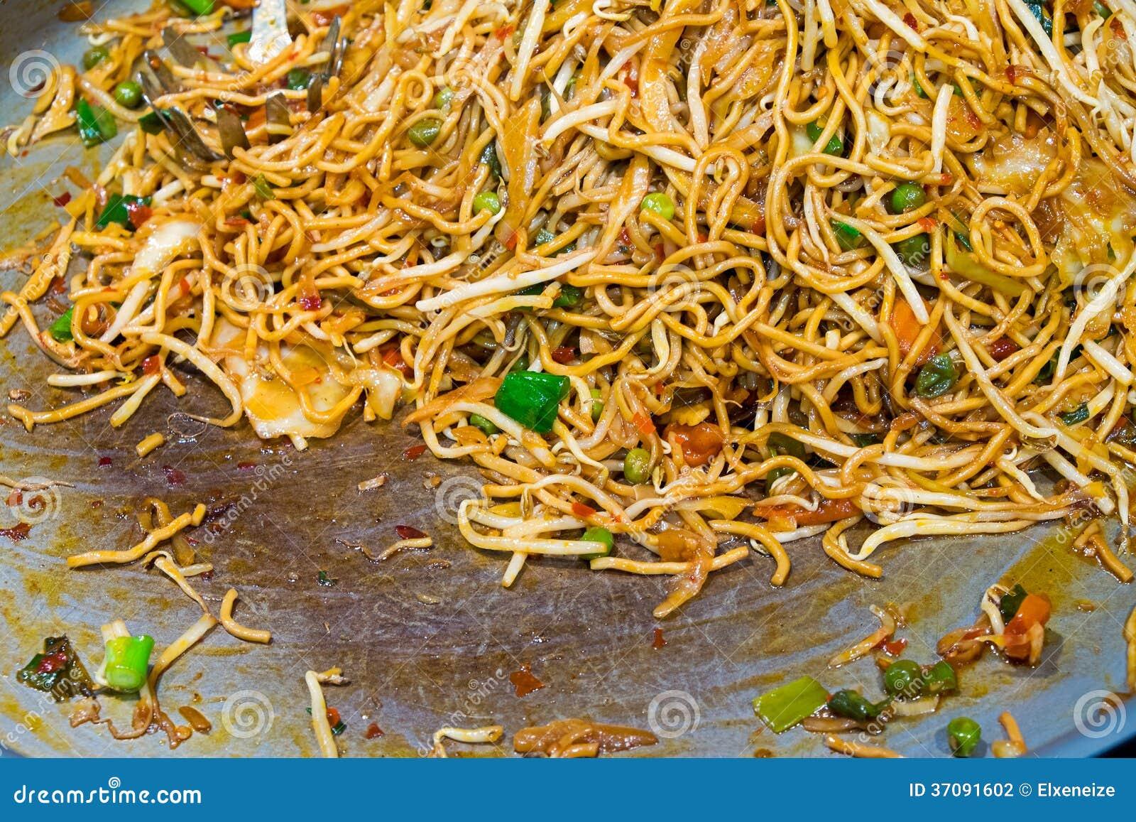 Download Tajlandzki Jedzenie W Robić Zdjęcie Stock - Obraz złożonej z posiłek, oriental: 37091602