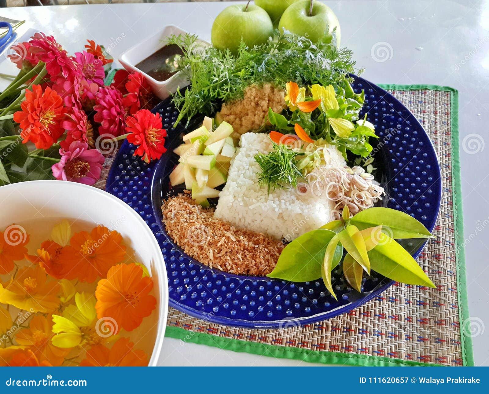 Tajlandzki karmowy domowej roboty