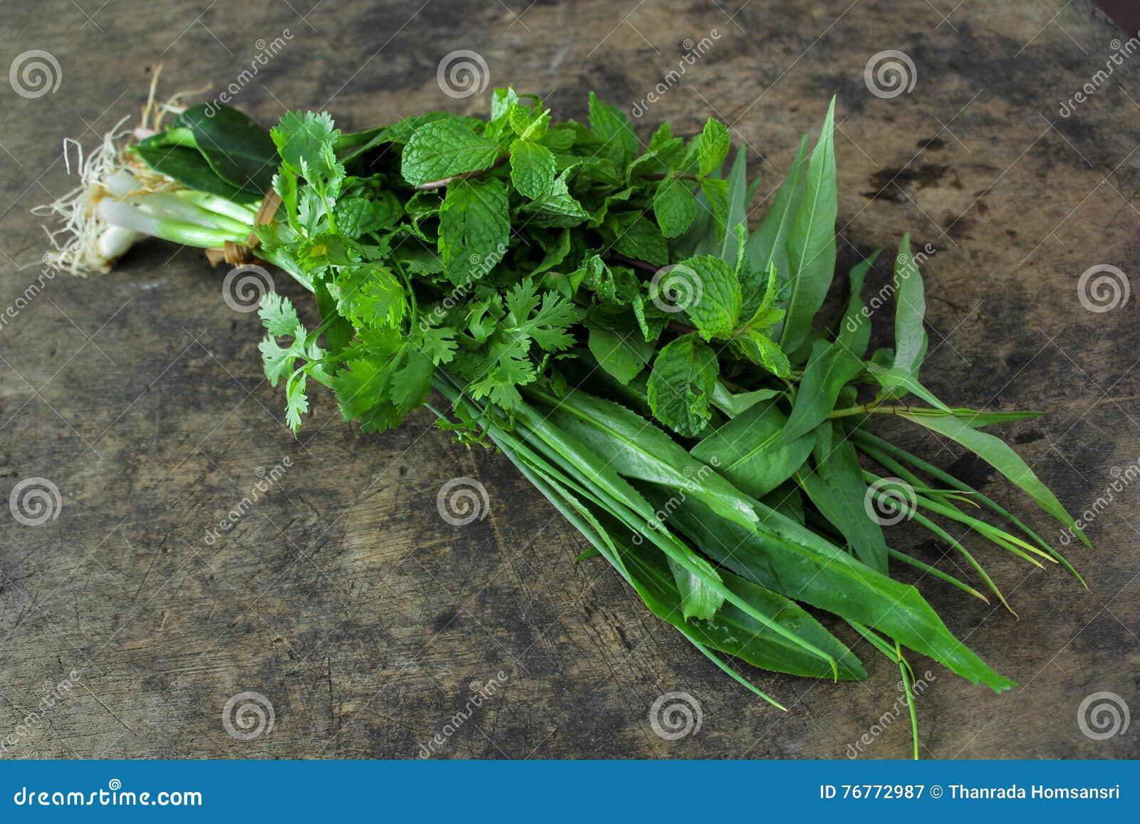 Tajlandzki warzywo