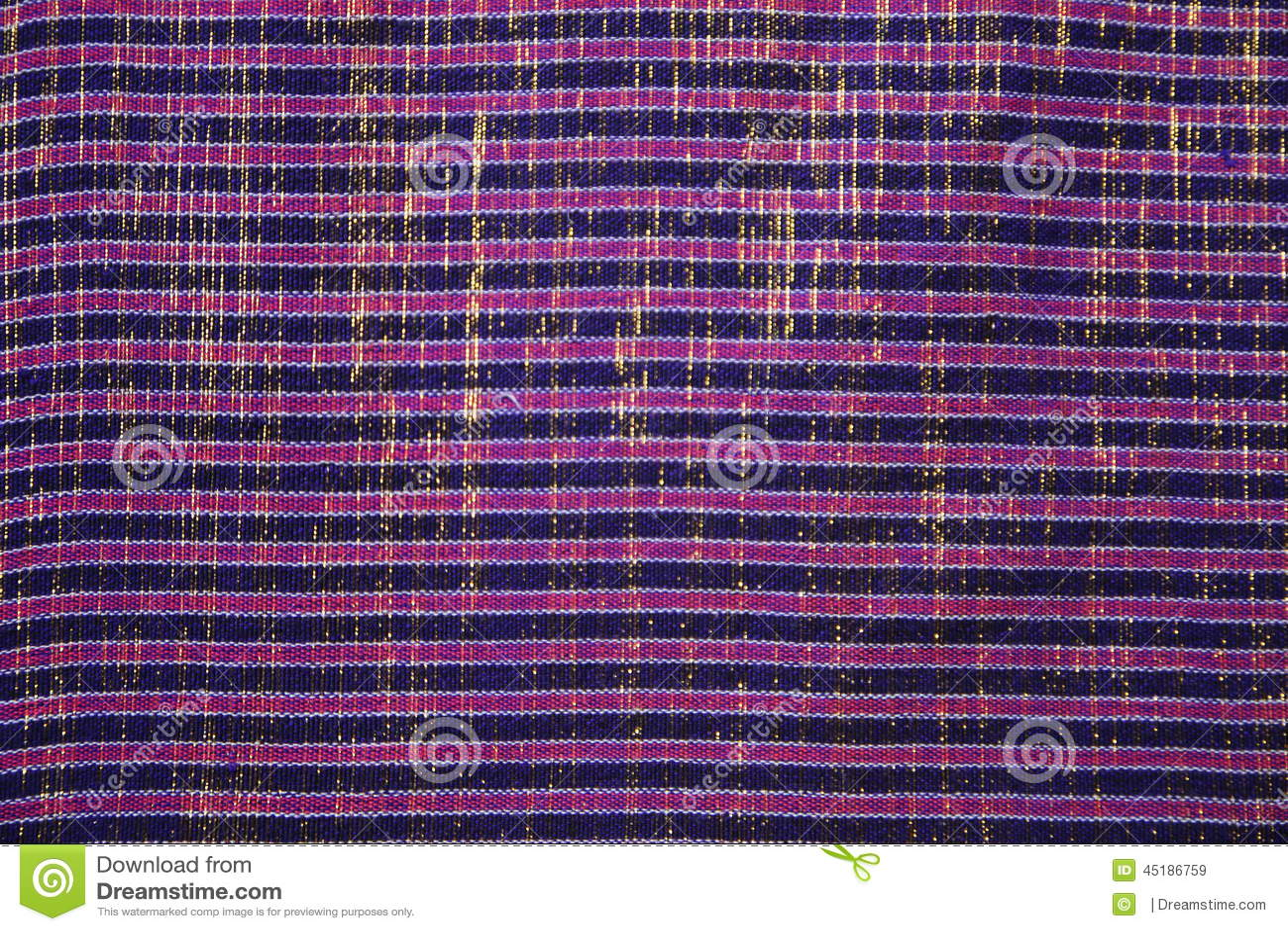Tajlandzkich tkanina wzorów Tajlandzka grafika