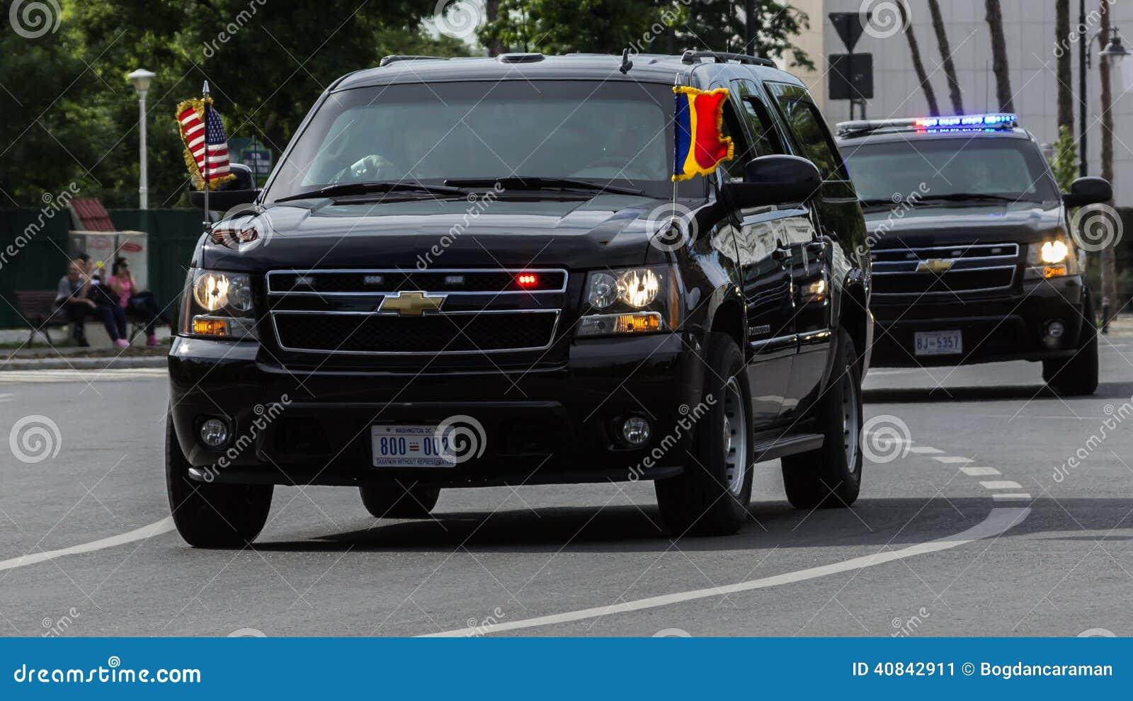 Tajna Służba pojazd
