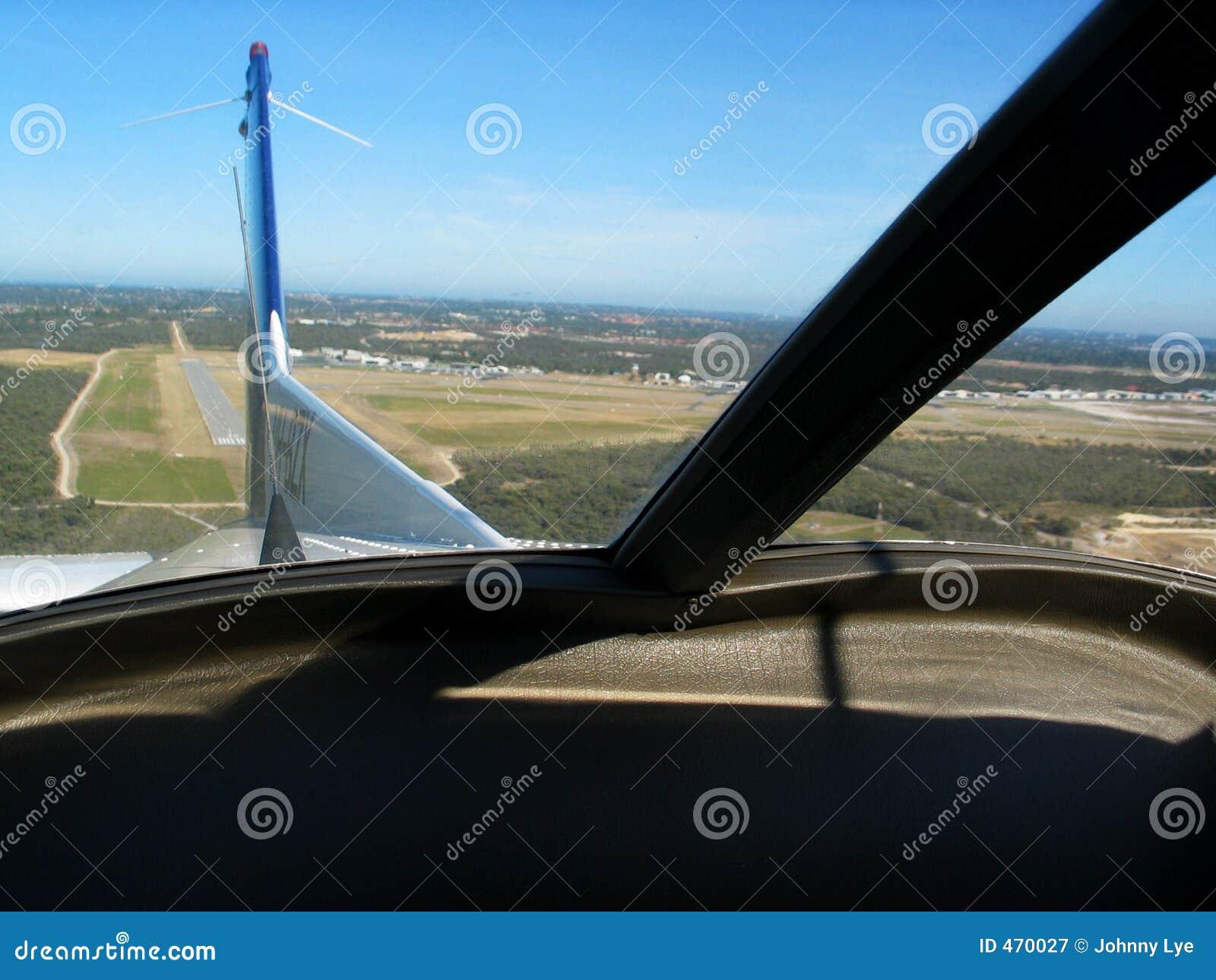 Download Take Off stock image. Image of aircraft, plane, climbing - 470027