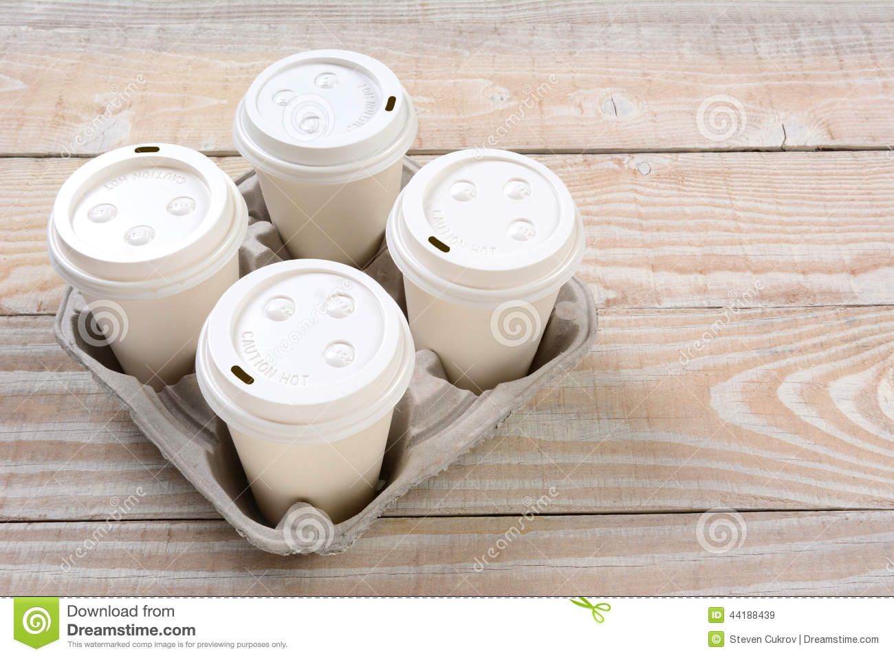 Take Out Coffee Cups
