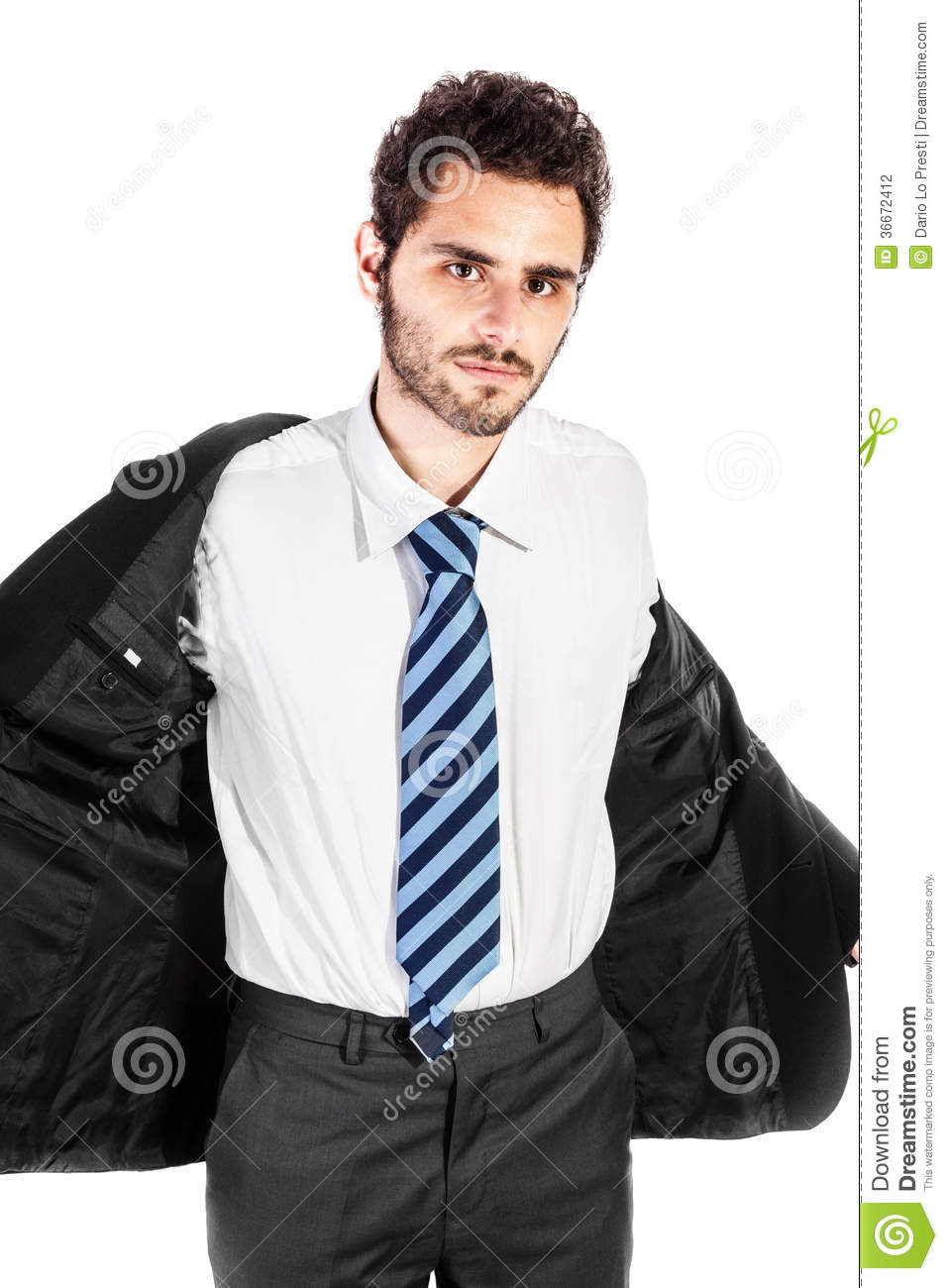 taking off the jacket stock photo  image of businesspeople