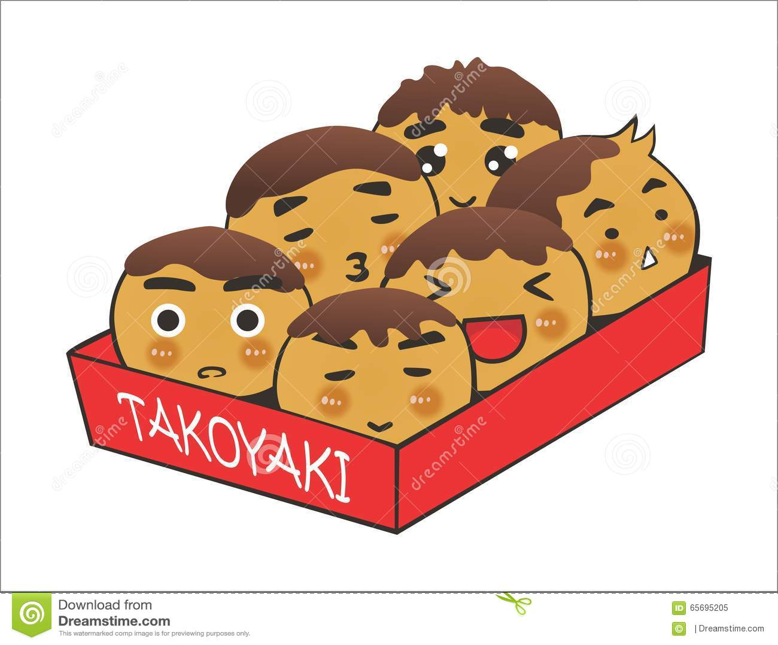 Famous Street Food In Japan