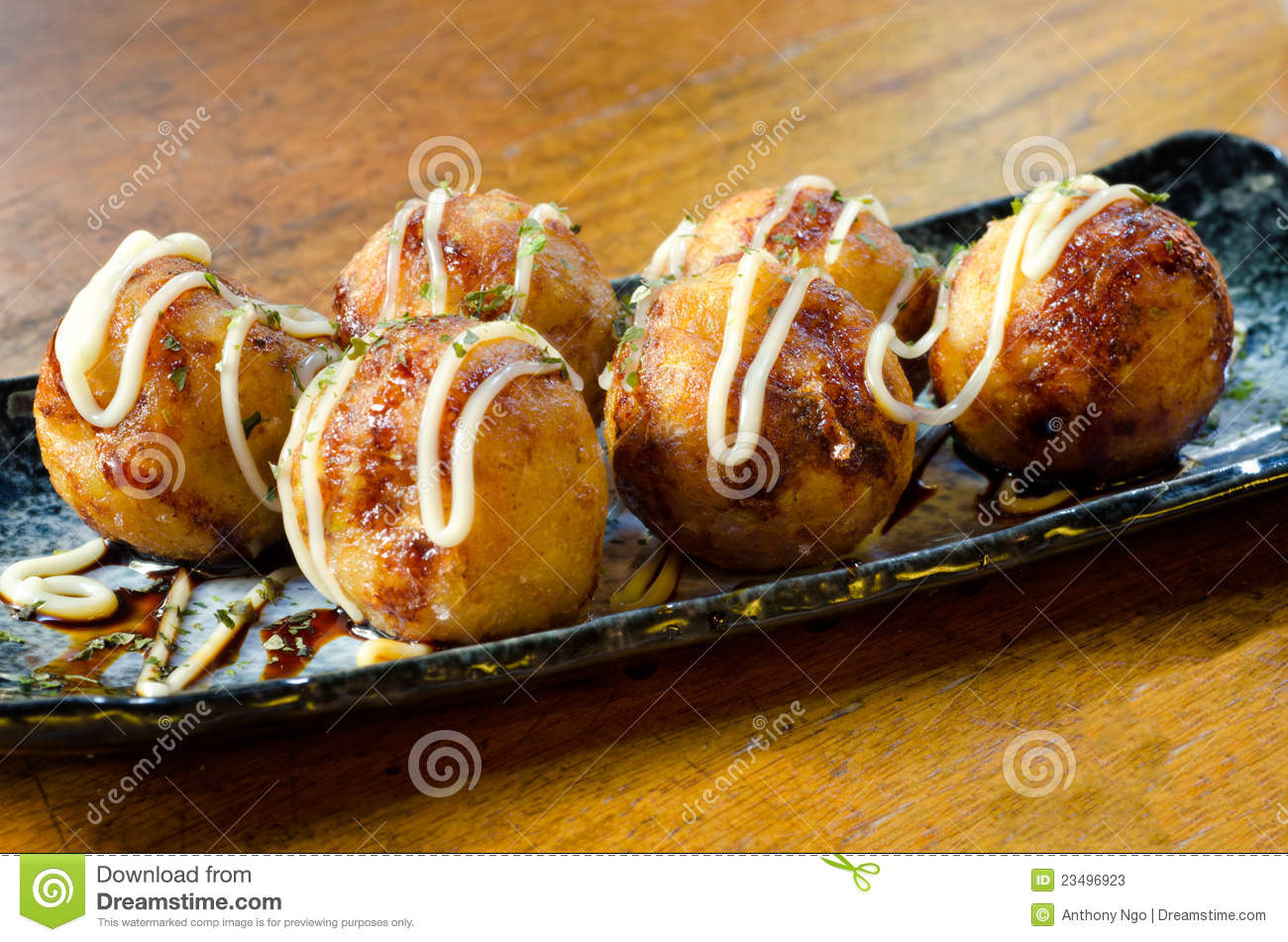 Takoyaki octopus - photo#19