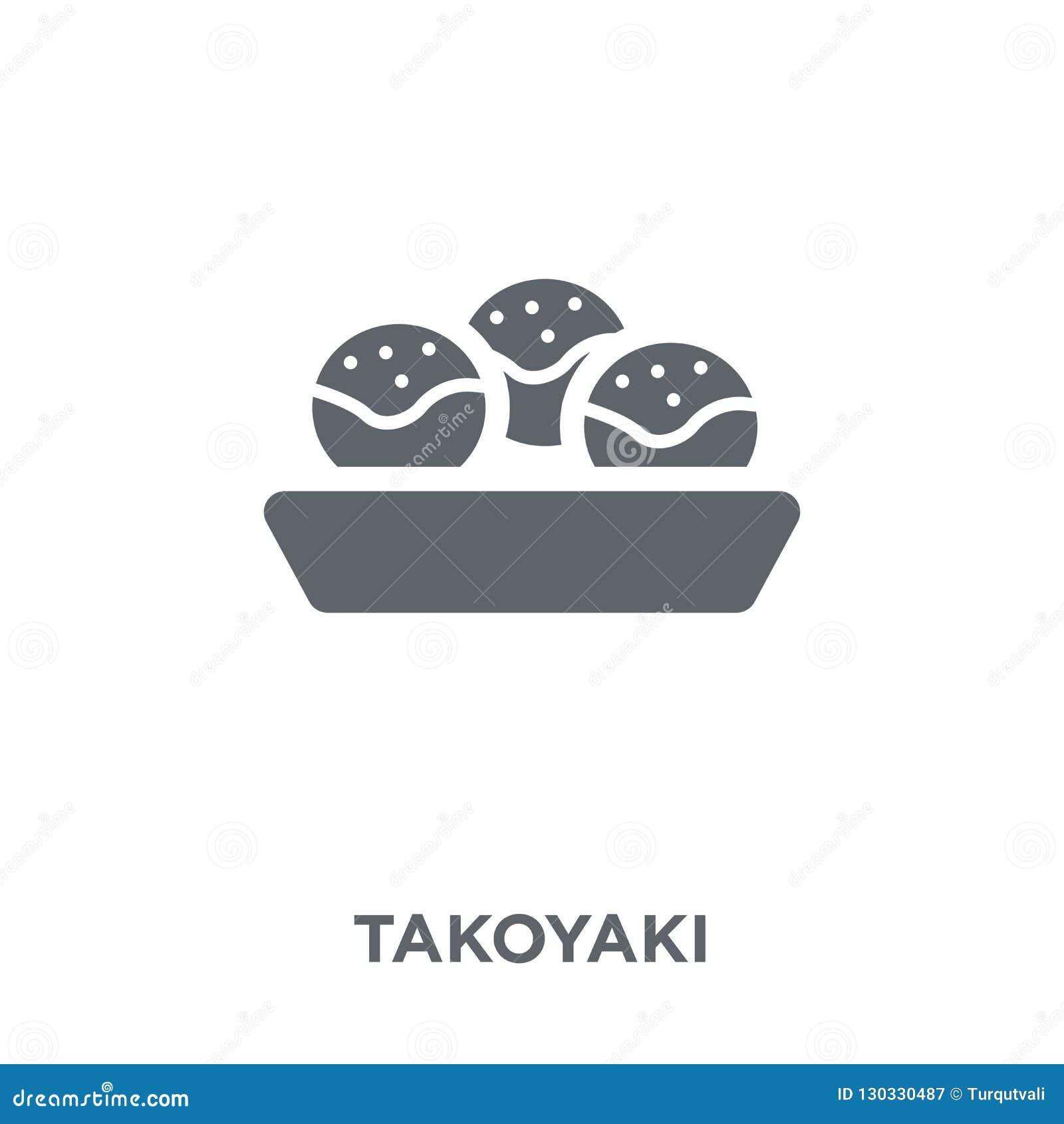 Takoyakipictogram van Restaurantinzameling