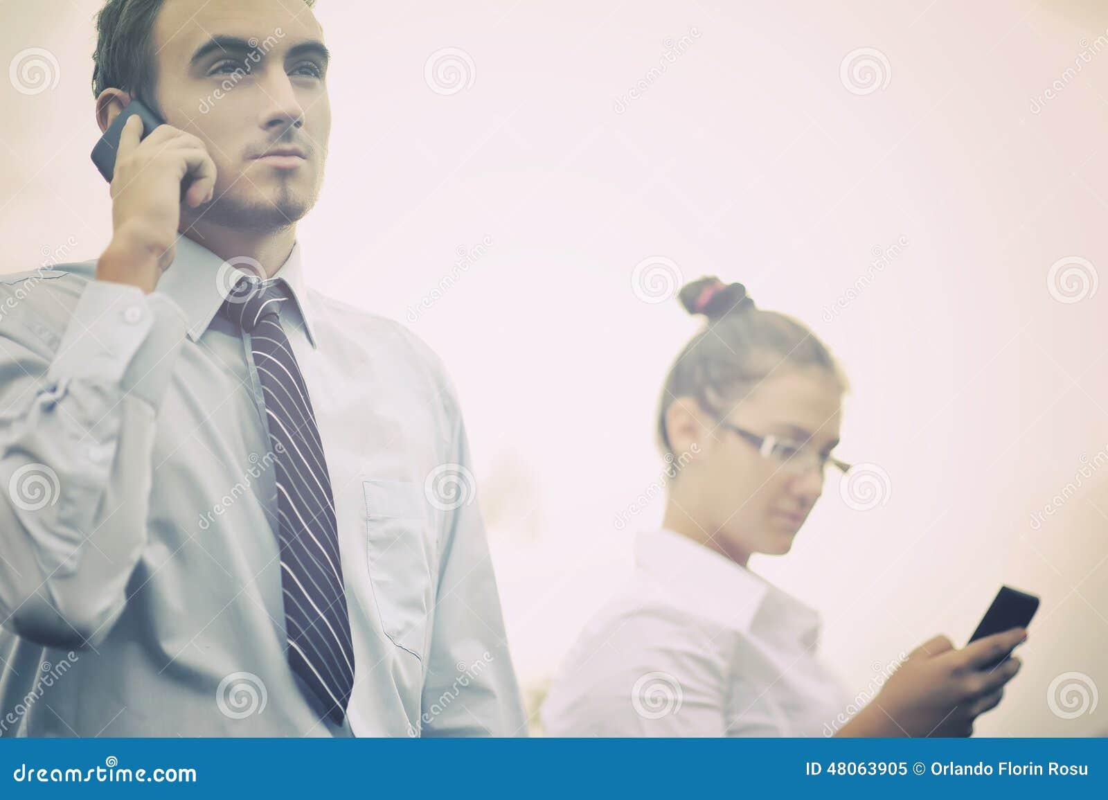 Talande barn för telefon