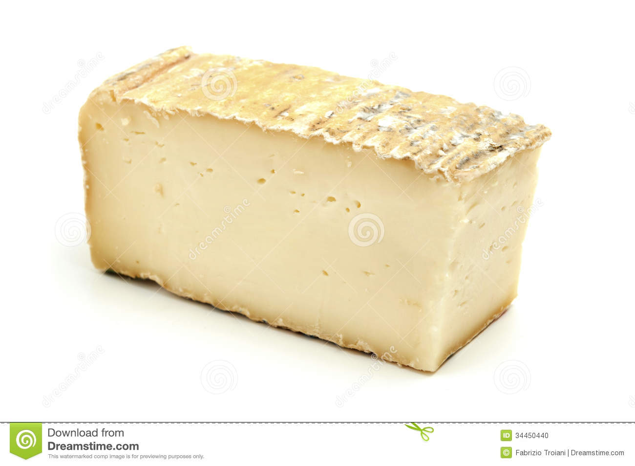 Taleggio Cheese Stock Photo - Image: 34450440