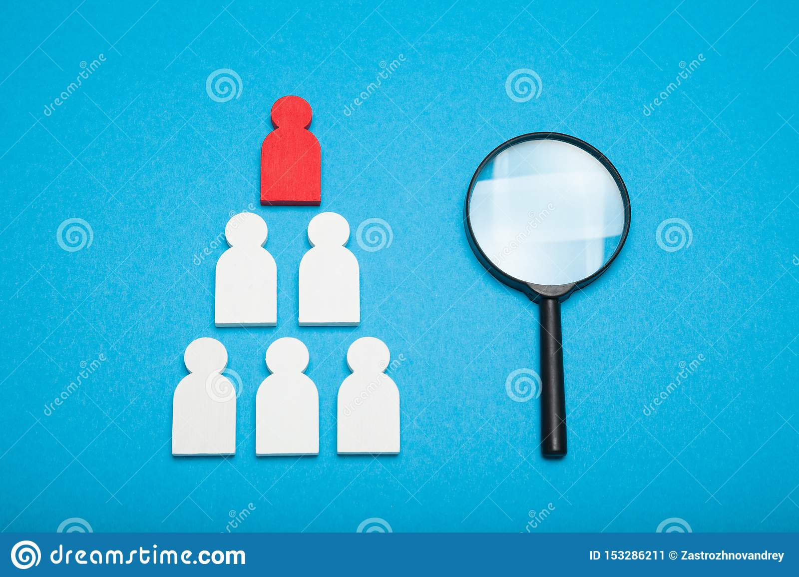 Find Manager talent resource, human manager. find employee in glass