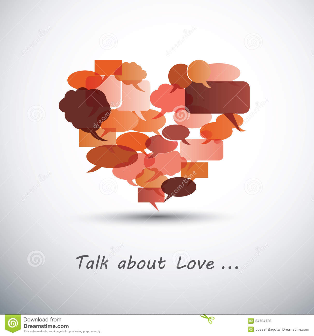 speech about what is love