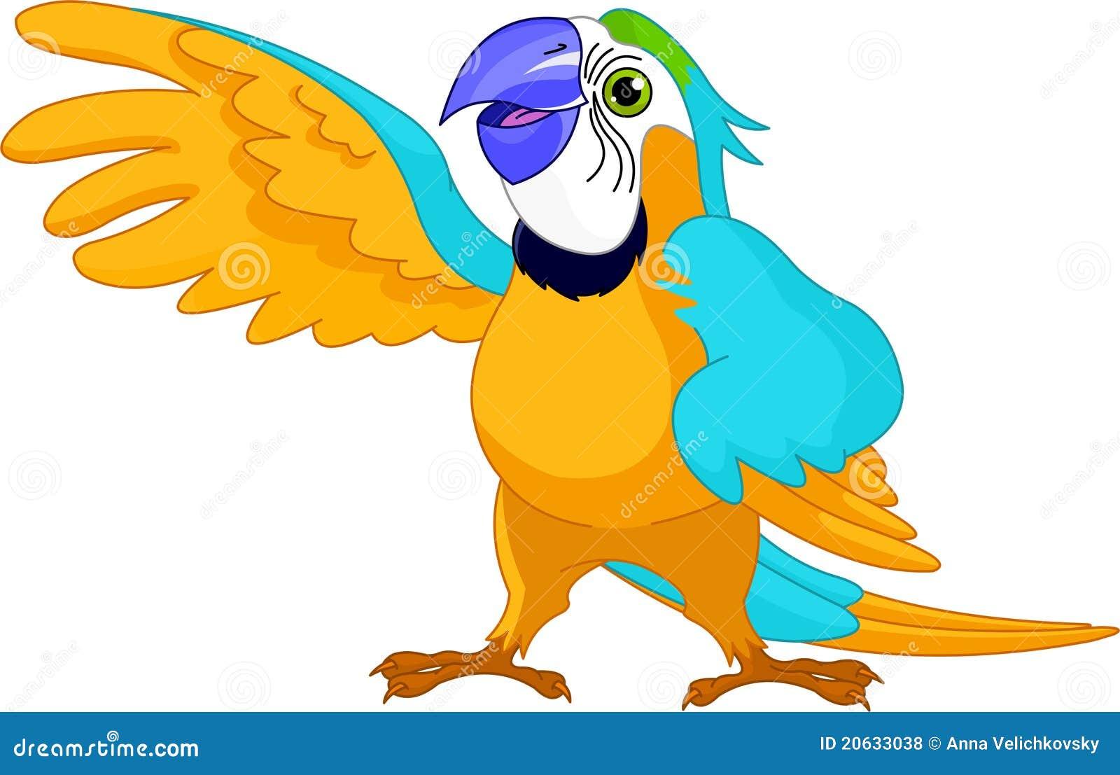 Kostenlose Papagei...1...
