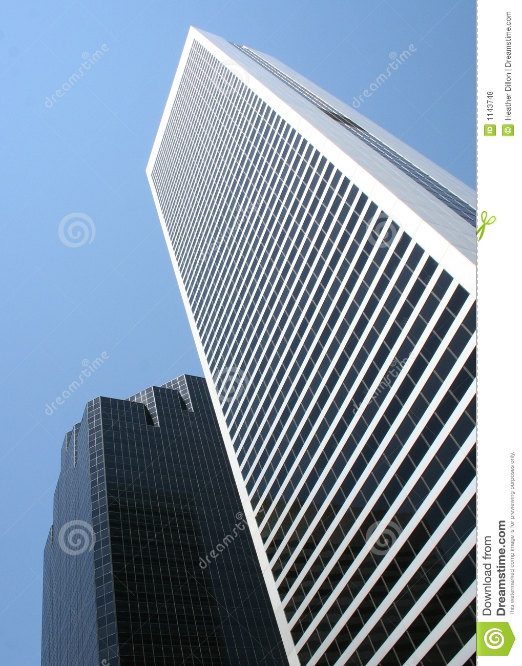 Tall City Building Royalty Free Stock Photos Image 1143748
