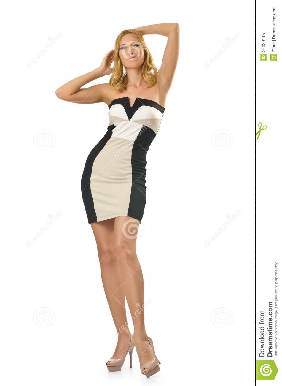 Tall Girl Fashion Concept Royalty Free Stock Photo Image 26029115