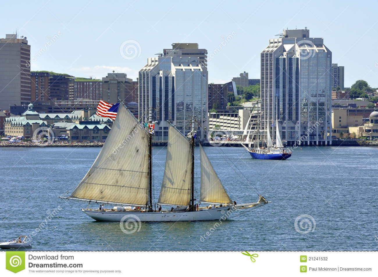 tall ships in halifax harbor editorial photography image. Black Bedroom Furniture Sets. Home Design Ideas