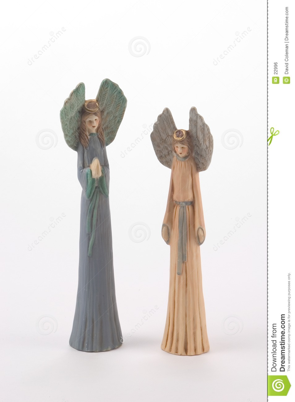 Tall, Thin Angels
