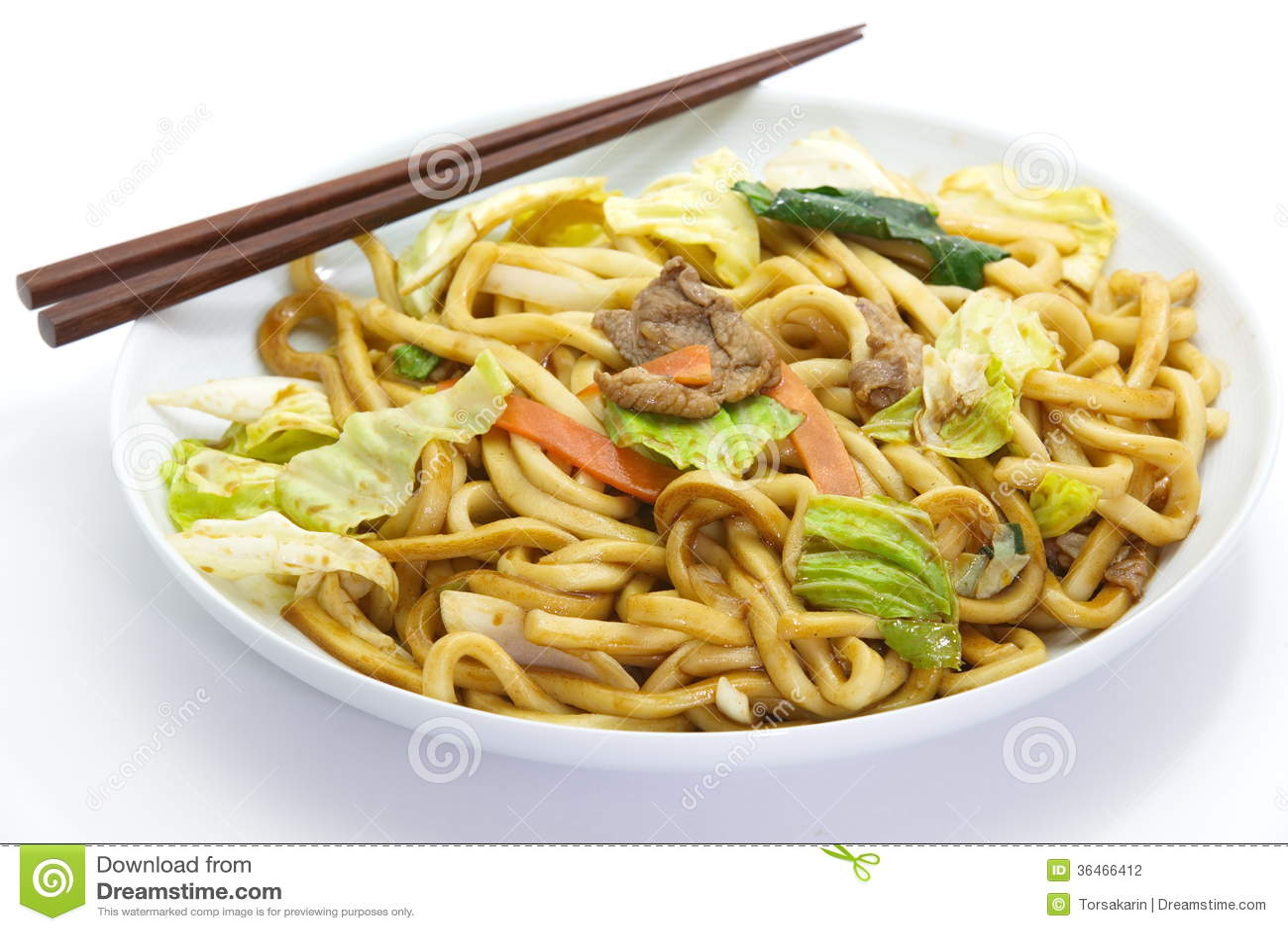 Tallarines fritos chino