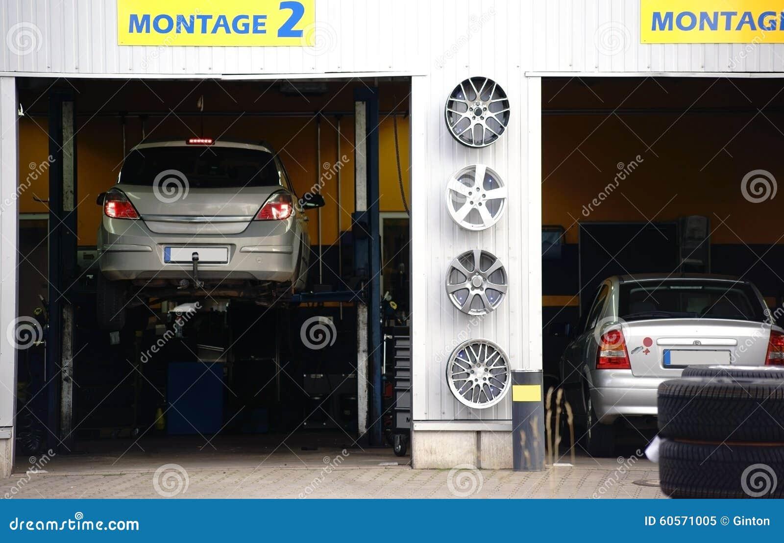 Taller de reparaciones auto