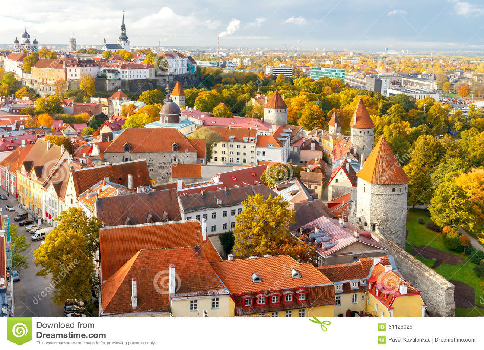 Tallinn эстония город старый