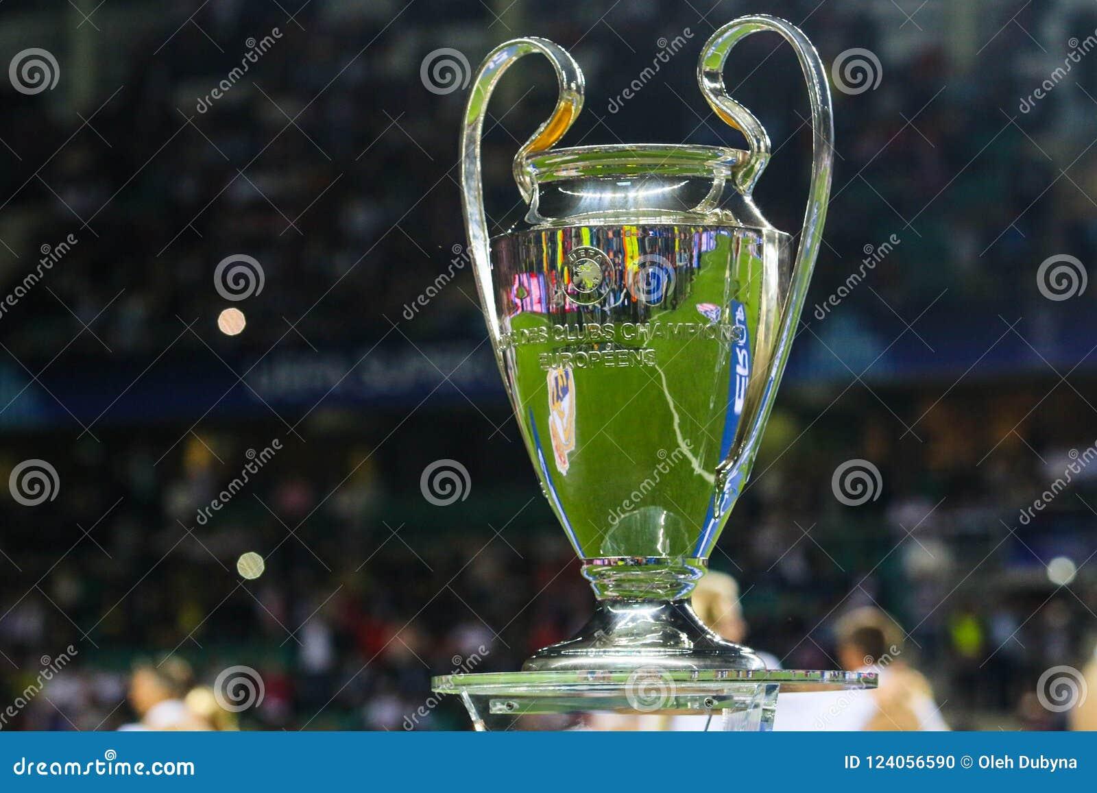 UEFA Champions League Cup