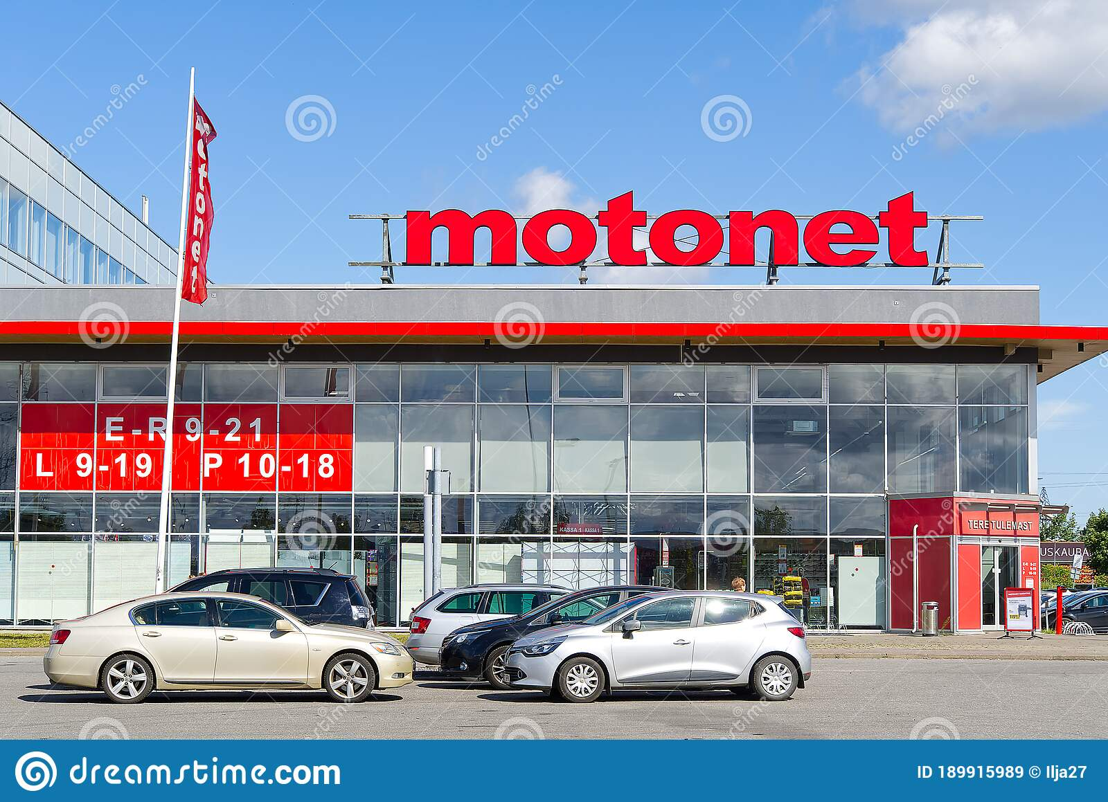 Motonet Tallinn