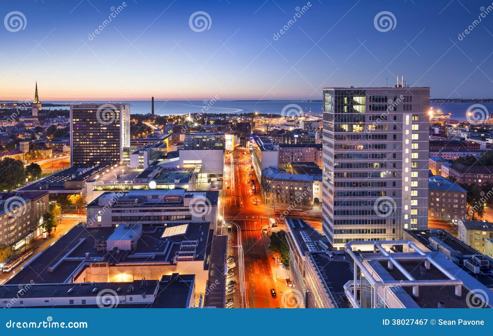 Tallinn, Estonia New City