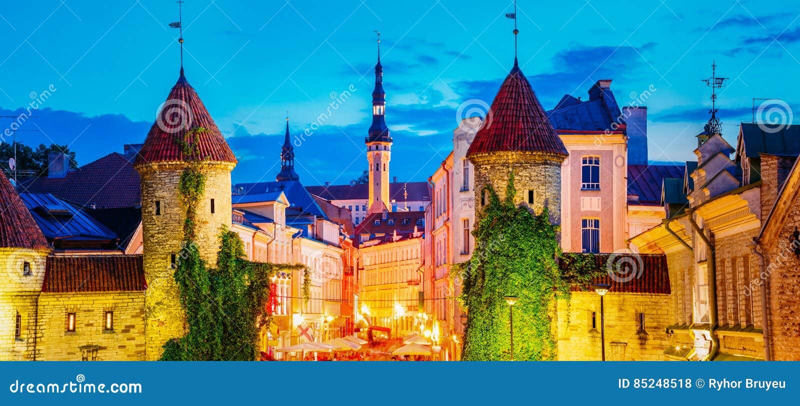 Hotels In Tallinn City Centre